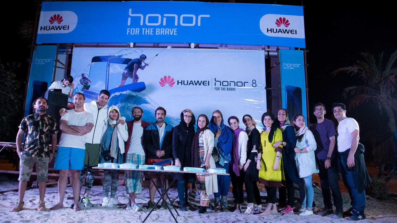 کمپین هوآوی آنر 8