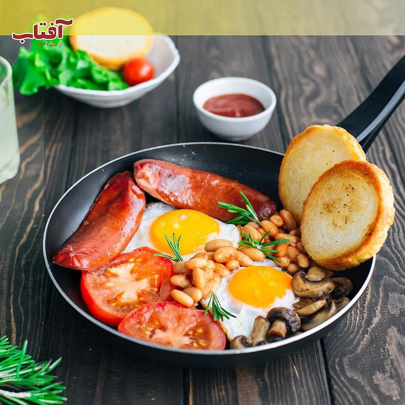صبحانهی انگلیسی