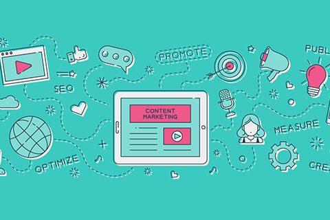 7 مرحله بازاریابی محتوایی