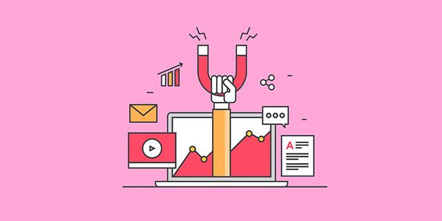 مزایای شگفتانگیز بازاریابی درونگرا یا Inbound Marketing