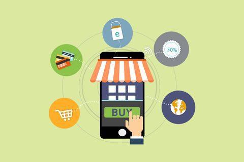 طریق تجارت موبایلی (M-Commerce)