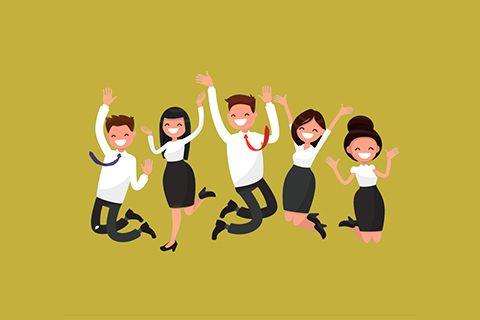 7 راه افزایش انگیزه کارمندان