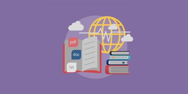 تولید کتاب الکترونیکی یا eBook پرمخاطب