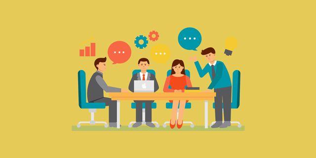 برگزاری جلسات کاری اثربخش