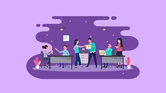 برقراری ارتباط مناسب در محیط کار