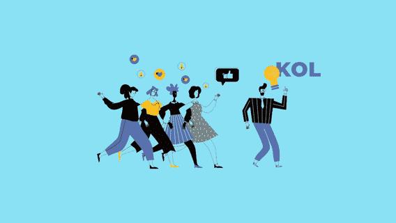 رشد برندها با ایفای نقش KOLها